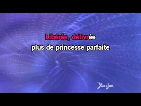 Karaoké Libérée, délivrée - Frozen *