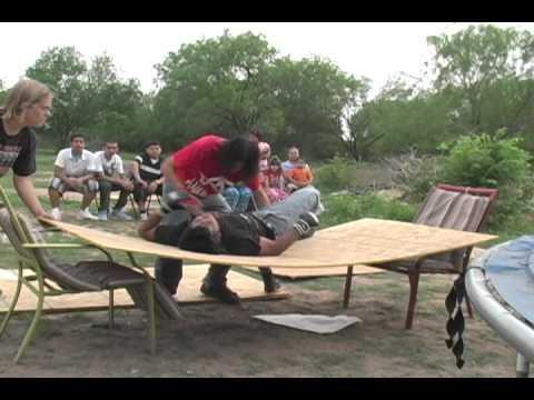 ESW backyard wrestling - Extreme Rumble I match (part 1) - ESW Backyard Wrestling - Extreme Rumble I Match (part 1) - YouTube