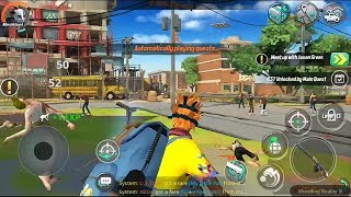 Dead Rivals Android Online Gameplay | Gaming Review & Graphics , Control , Features