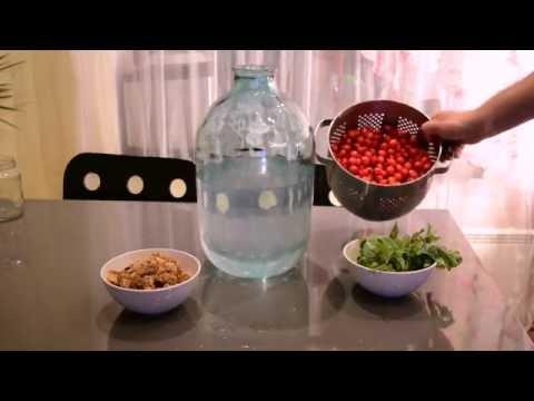 Настойка боярышника. Рецепт и дегустация.
