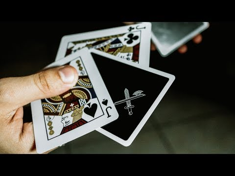Ninja Card Trick - Tutorial thumbnail