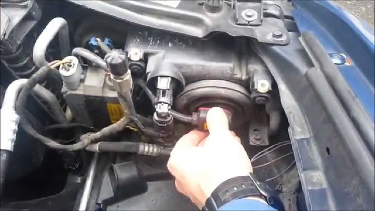 E39 Headlight Adjuster Repair Youtube