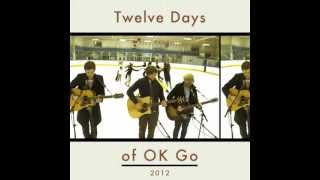 Antmusic (Adam & The Ants cover) - Twelve Days of OK Go