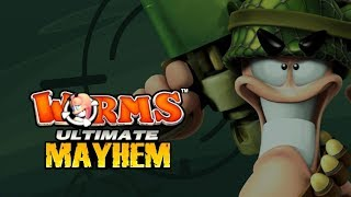 Worms Ultimate Mayhem — Robaczki - Na żywo