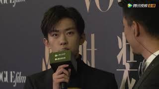 【TFBOYS易烊千玺】181107 vogue film 时装电影盛典红毯 易烊千玺cut【Jackson Yee】
