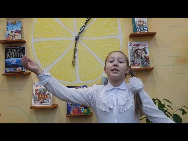 Изображение предпросмотра прочтения – ЕваБеляева читает произведение «Весна, весна! как воздух чист!..» Е.А.Баратынского