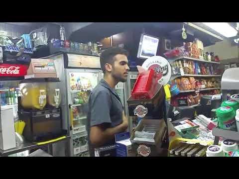 """Itamar Ben-Givir videos gas station worker who called him """"Nazi"""""""