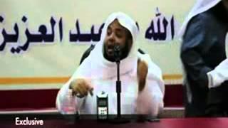 الداعية غرم البيشي  يجعل امة تخلع ملابسها وبالمسدس   YouTube