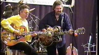 Tommy Emmanuel and Thom Bresh,2000 -Cannonball Rag- Rarity.