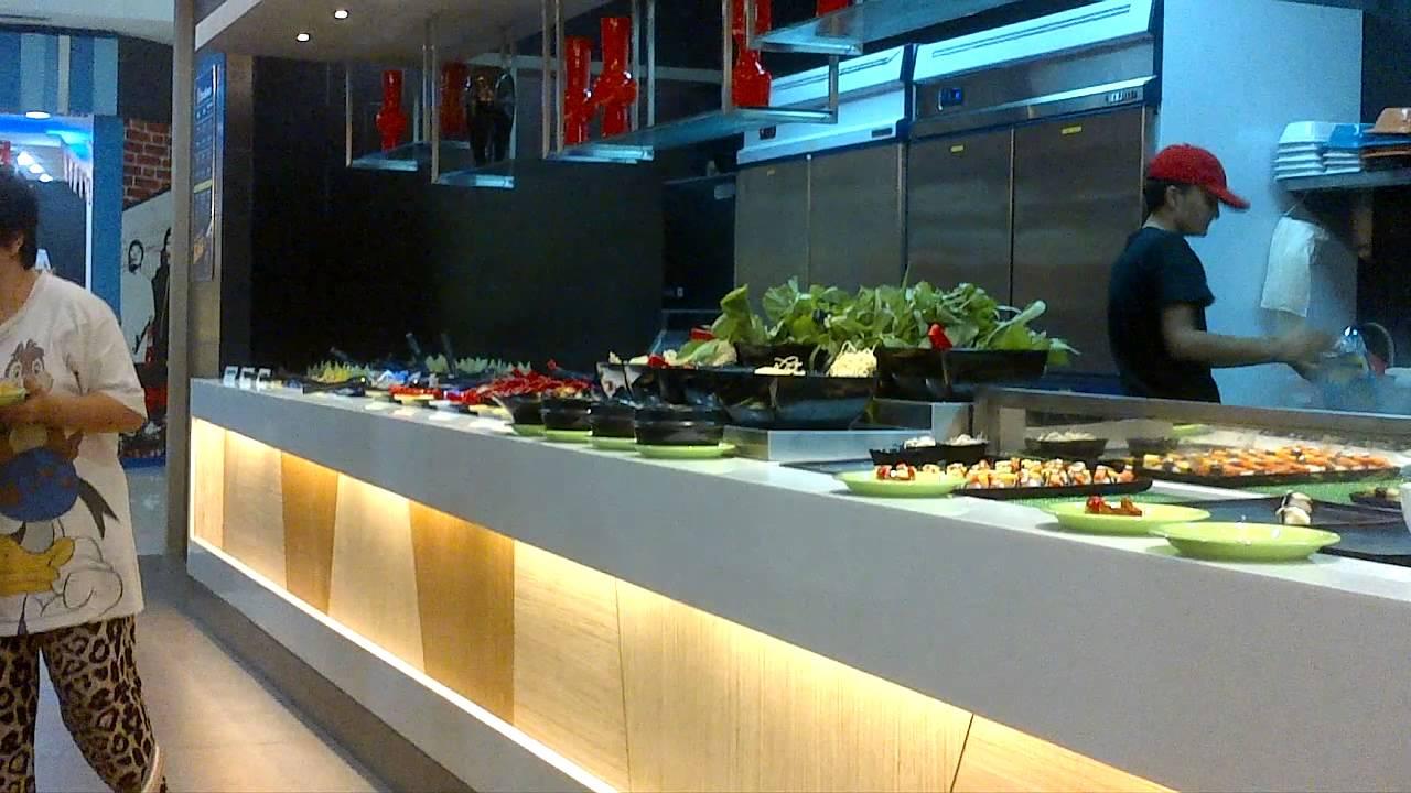 Makan Makan Di Seoul Garden The Mines 131116 Youtube
