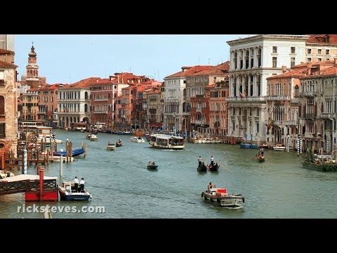 Venice, Italy: Grand Canal Palaces
