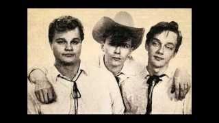 Buck Jones & His Rhythm Riders - Crazy Chicken Boogie  (Rare single version)
