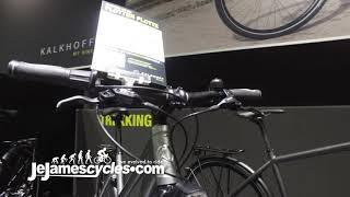 Kalkhoff Endeavour P18 Hybrid Bike 2018