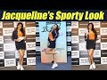 Jacqueline Fernandez slays in Sporty Outfit as she attends Skechers' Shoe Launch | FilmiBeat
