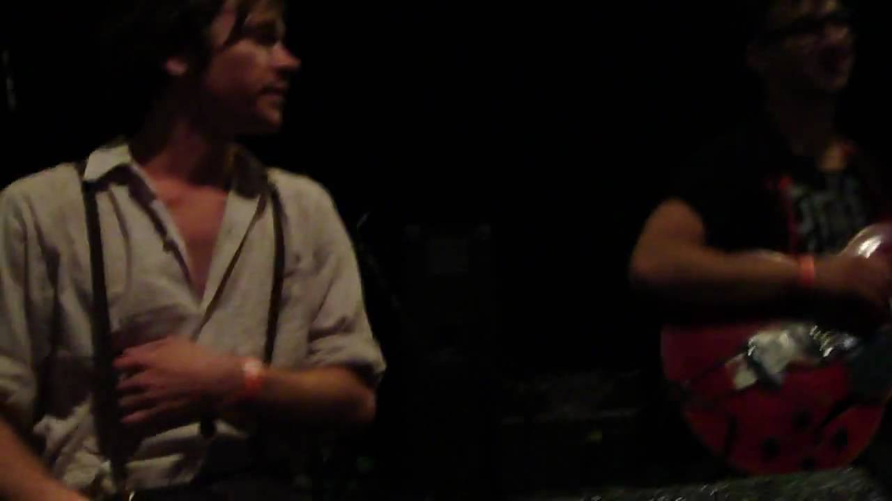 Meeting Nate Ruess from Fun and The Format - YouTube