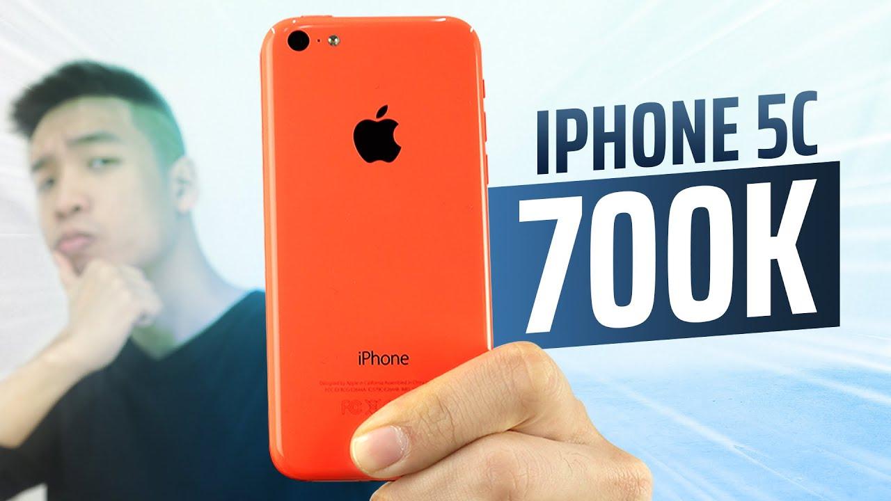 Kiểm chứng iPhone 5c 700K trên Lazada: Hình như có gì đó sai sai?