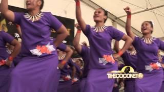 POLYFEST 2016 - McAuley High School Samoa Stage Highlights