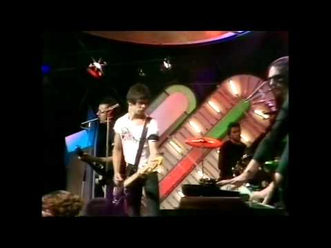 Stranglers Duchess 1979 Top of The Pops August 30th 1979