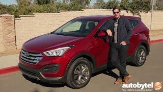 Hyundai Santa Fe 2016 Videos
