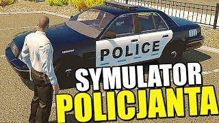 SYMULATOR PRACY POLICJANTA - Flashing Lights #1 PL