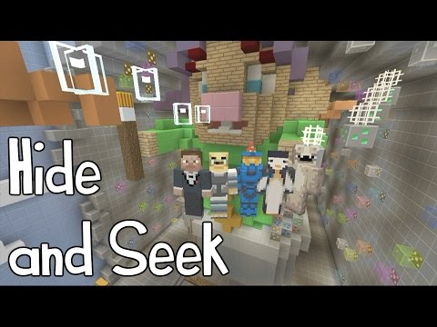 Minecraft Xbox - Hide and Seek - Seven Dwarfs