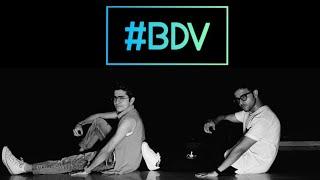 BOLLYWOOD ×HOLLYWOOD MELODY LYRICAL CONTEMPORARY DANCE CHOREOGRAPHY #bdv_squad