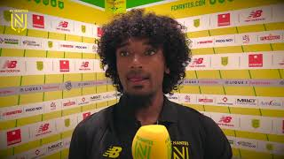 FC Nantes - Genoa : la réaction des joueurs