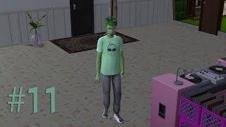 The sims 2 История Гетеросеков #11 - Похищения инопланетянами