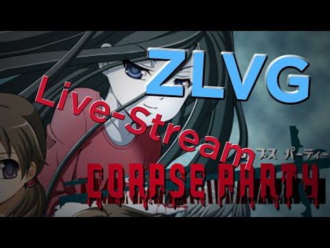 Corpse Party (+Spooky House Of Jump Scares DLC) - ZLVG-стрим (13.05.2016)