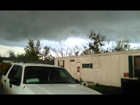 Almost a tornado in sweetwater tx