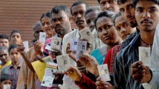 Bypolls:Voting underway in Mainpuri, Medak and Vadodara LS seats, 33 Assembly seats across 10 states