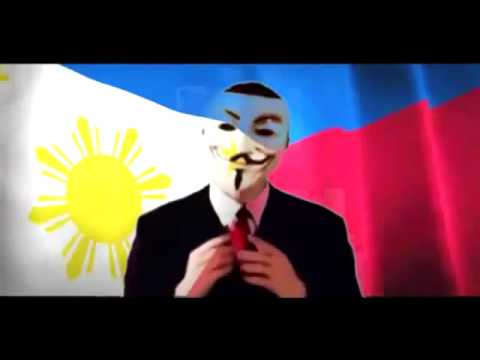 Anonymous - Message to the President of the Philippines