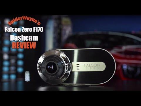 Dashcam Review Falcon Zero F170 By SpiderWayne