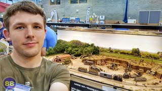 Model Railway Exhibition - Behind the Scenes - East Anglia Model Railway Exhibition 2019