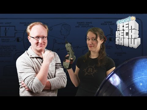Ben Heck's Mechanical Television Part 1