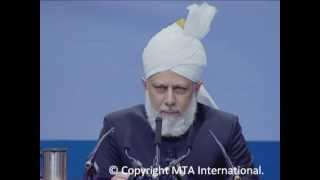 Friday Sermon: 29th June 2012 (Urdu)