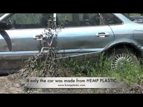 NEW FOOTAGE Henry Ford 2nd - Hemp Plastic
