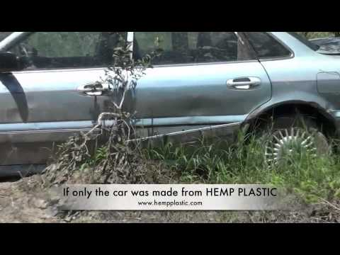 NEW FOOTAGE Henry Ford 2nd – Hemp Plastic