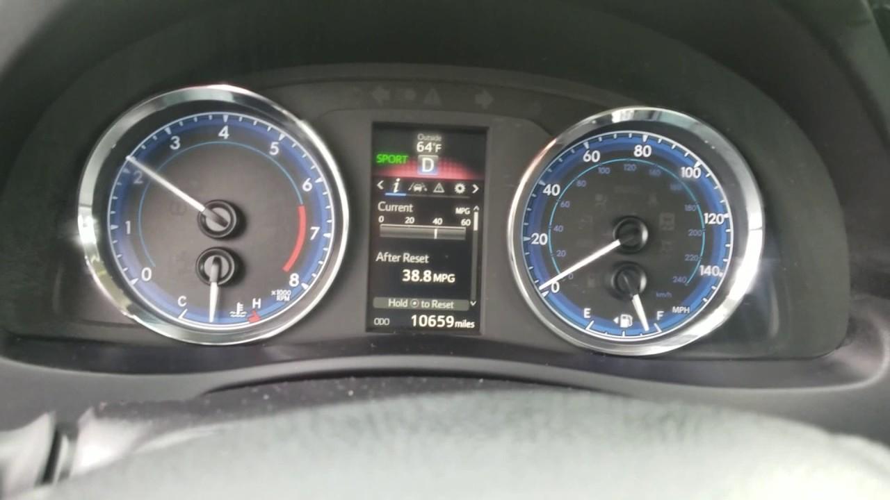 2017 Toyota Corolla Acceleration 0 100 Km H 60 Mph