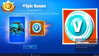 *NEW* SECRET REWARDS in Fortnite Battle Royale (Season 6 FREE Rewards)