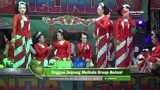 Gerimis Melanda Hati. Reggae Jaipong Melinda Group Bekasi.