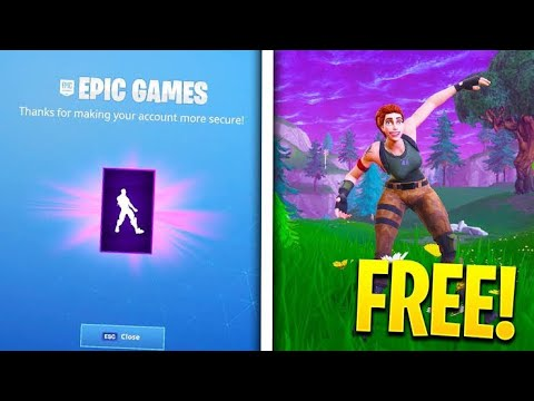 How To Enable 2FA Gifting In Fortnite( Updated Version )