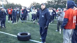 Repeat youtube video UNC Football: Sights & Sounds on Last Day of Blue Dawn