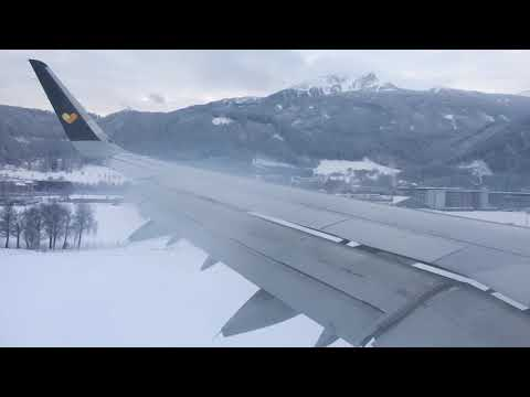 Thomas Cook Airlines G-TCDF Manchester - Innsbruck 12th January 2019