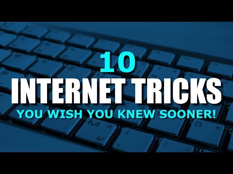 10 Internet Tricks You Wish You Knew Sooner! (Easy)