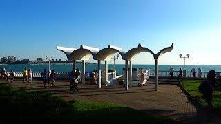 видео Геленджик - город - курорт на Черном море, прекрасное место для отдыха