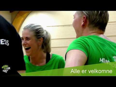 Prøv Håndboldfitness: Sjov motion med plads til alle