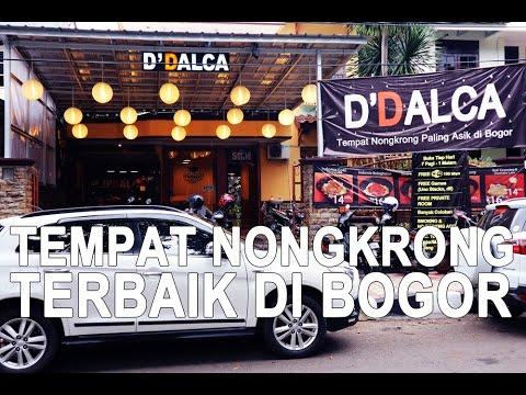 Tempat Nongkrong Terbaik di Bogor | Cafe Bogor Terenak | D'Dalca Bogor Hangout Point