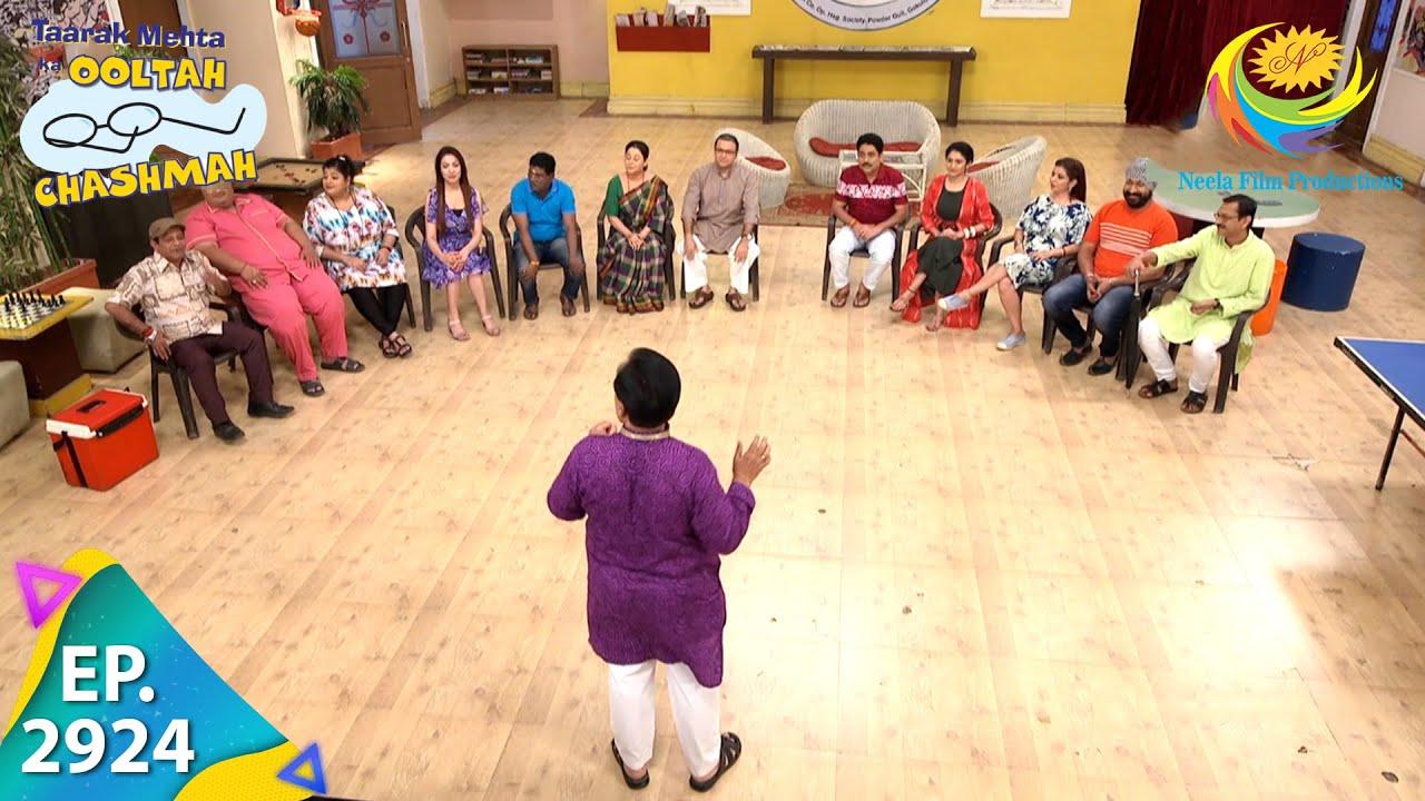 Download Taarak Mehta Ka Ooltah Chashmah - Episode 2924 - Full Episode