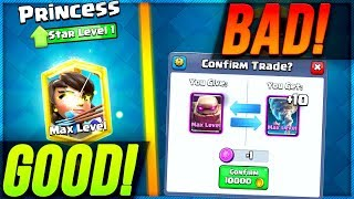 THE GOOD vs THE BAD! - Clash Royale December Update Review!